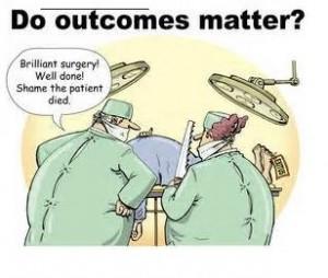 Do outcomes matter?