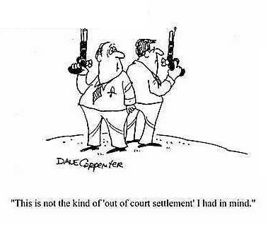 Mediation in court