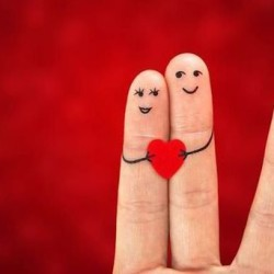 finger valentines people